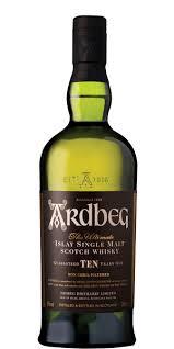 Ardbeg Islay Scotch Whisky